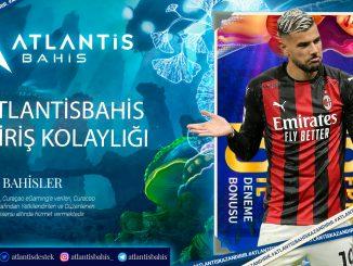 Atlantisbahis Giriş Kolaylığı