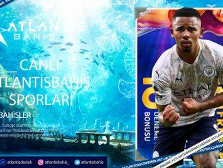 Canlı Atlantisbahis Sporları