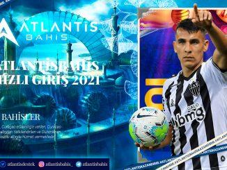 Atlantisbahis Hızlı Giriş 2021