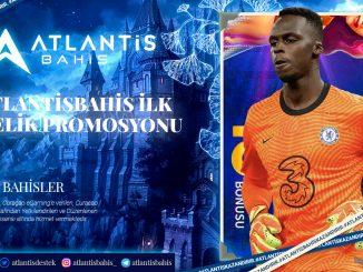 Atlantisbahis İlk Üyelik Promosyonu