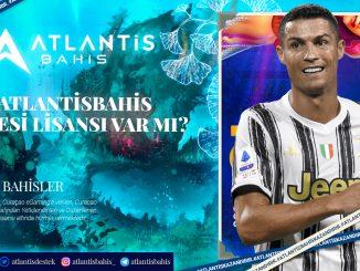 Atlantisbahis Sitesi Lisansı Var mı