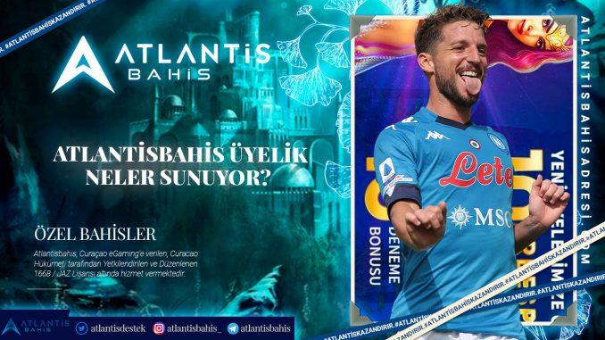 Atlantisbahis Üyelik Neler Sunuyor