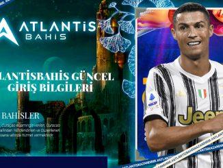 Atlantisbahis Güncel Giriş Bilgileri