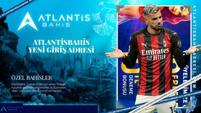 Atlantisbahis Yeni Giriş Adresi