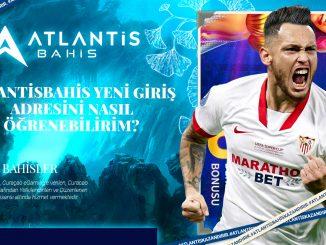 Atlantisbahis Yeni Giriş Adresini Nasıl Öğrenebilirim