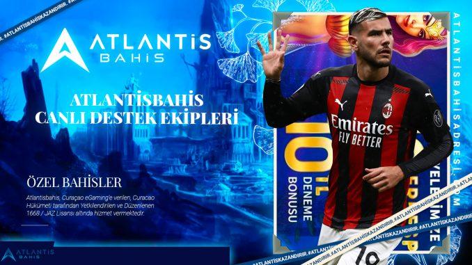 Atlantisbahis canlı destek ekipleri