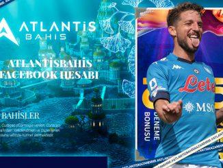 Atlantisbahis facebook hesabı