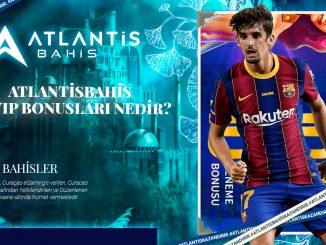 Atlantisbahis kayıp bonusları nedir