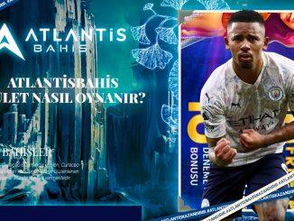 Atlantisbahis rulet nasıl oynanır