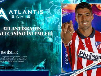 Atlantisbahis Canlı Casino İşlemleri