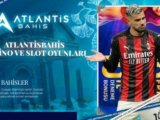 Atlantisbahis Casino ve Slot Oyunları