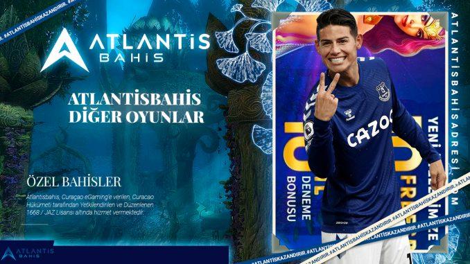 Atlantisbahis Diğer oyunlar