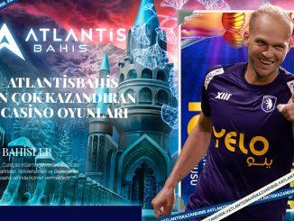 Atlantisbahis En Çok Kazandıran Casino Oyunları