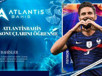 Atlantisbahis Maç Sonuçlarını Öğrenme