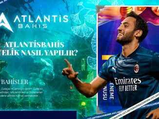 Atlantisbahis üyelik nasıl yapılır